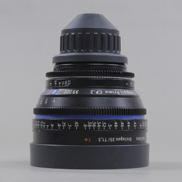 Carl Zeiss Compact Prime CP.2 Super Speed 35 мм/T1.5