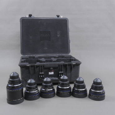 Carl Zeiss Compact Prime CP.2 комплект